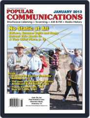Popular Communications (Digital) Subscription January 1st, 2013 Issue