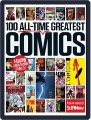 100 All-Time Greatest Comics Magazine (Digital) Subscription June 17th, 2015 Issue