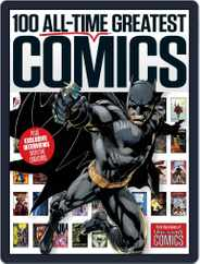 100 All-Time Greatest Comics Magazine (Digital) Subscription September 10th, 2014 Issue