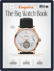 Esquire: The Big Watch Book Magazine (Digital) Subscription June 1st, 2016 Issue