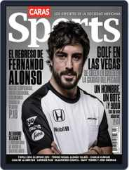 Caras Sports Magazine (Digital) Subscription March 18th, 2015 Issue