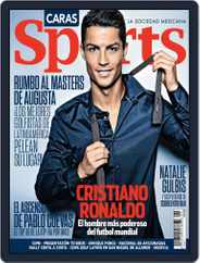 Caras Sports Magazine (Digital) Subscription February 10th, 2015 Issue