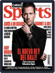 Caras Sports Magazine (Digital) Subscription April 15th, 2014 Issue
