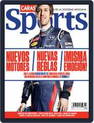 Caras Sports Magazine (Digital) Subscription March 6th, 2014 Issue