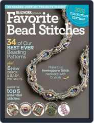 Favorite Bead Stitches Magazine (Digital) Subscription August 1st, 2012 Issue