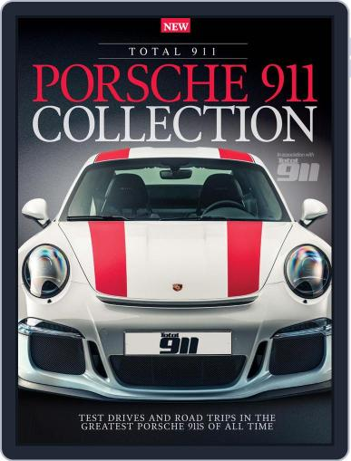 The Total 911 Collection October 1st, 2016 Digital Back Issue Cover