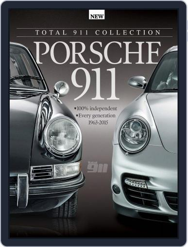 The Total 911 Collection October 1st, 2015 Digital Back Issue Cover