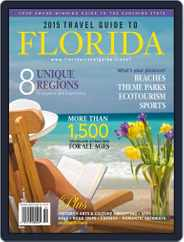 Travel Guide to Florida Magazine (Digital) Subscription December 1st, 2015 Issue