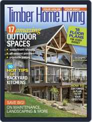 Timber Home Living (Digital) Subscription July 1st, 2017 Issue