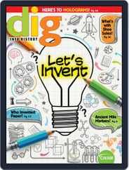 Dig History And Archaeology Magazine For Kids And Children (Digital) Subscription February 1st, 2019 Issue