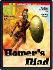 Dig History And Archaeology Magazine For Kids And Children (Digital) Subscription October 1st, 2017 Issue