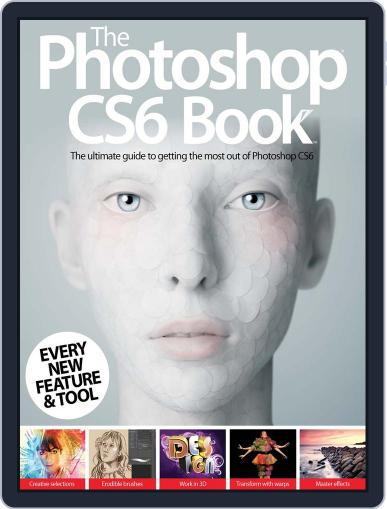 The Photoshop CS6 Book December 21st, 2012 Digital Back Issue Cover