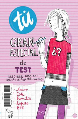 Tú Ediciones Especiales May 4th, 2011 Digital Back Issue Cover