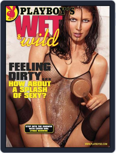 Playboy's Wet And Wild May 26th, 2010 Digital Back Issue Cover
