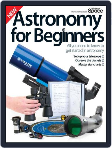 Astronomy for Beginners October 14th, 2015 Digital Back Issue Cover