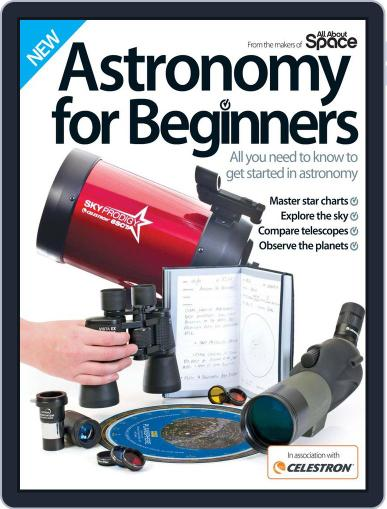 Astronomy for Beginners October 22nd, 2014 Digital Back Issue Cover