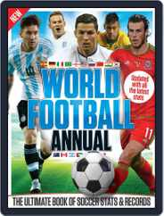 World Football Annual Magazine (Digital) Subscription September 30th, 2015 Issue