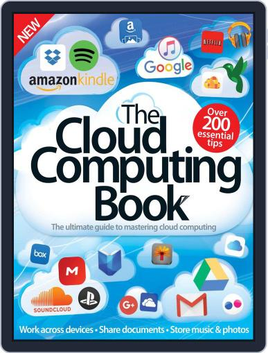 The Cloud Computing Book October 1st, 2015 Digital Back Issue Cover