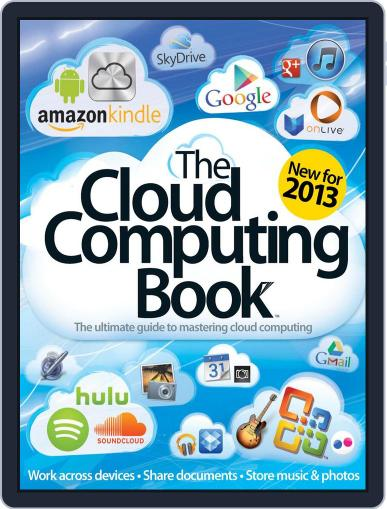 The Cloud Computing Book May 16th, 2013 Digital Back Issue Cover