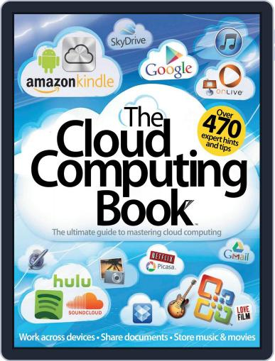 The Cloud Computing Book May 25th, 2012 Digital Back Issue Cover