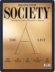 Malaysia Tatler Society Magazine (Digital) Subscription January 1st, 2018 Issue