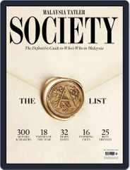 Malaysia Tatler Society Magazine (Digital) Subscription January 1st, 2017 Issue