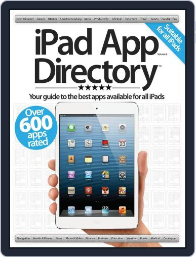 iPad App Directory February 21st, 2013 Digital Back Issue Cover
