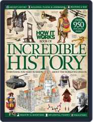 How It Works Book of Incredible History Magazine (Digital) Subscription September 1st, 2014 Issue