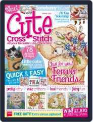Cute Cross Stitch Magazine (Digital) Subscription April 22nd, 2013 Issue