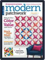 Modern Patchwork Magazine (Digital) Subscription March 1st, 2018 Issue