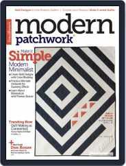 Modern Patchwork Magazine (Digital) Subscription November 1st, 2017 Issue
