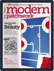 Modern Patchwork Magazine (Digital) Subscription July 1st, 2017 Issue