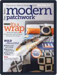 Modern Patchwork Magazine (Digital) Subscription May 1st, 2017 Issue