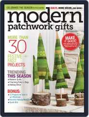 Modern Patchwork Magazine (Digital) Subscription August 23rd, 2016 Issue