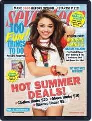 Seventeen (Digital) Subscription May 29th, 2012 Issue