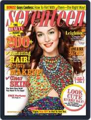 Seventeen (Digital) Subscription January 14th, 2011 Issue