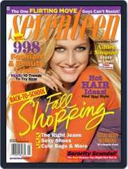 Seventeen (Digital) Subscription August 14th, 2007 Issue