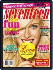 Seventeen (Digital) Subscription January 9th, 2007 Issue