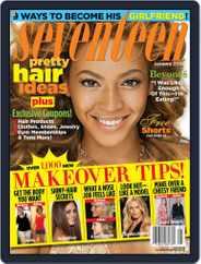 Seventeen (Digital) Subscription December 5th, 2006 Issue