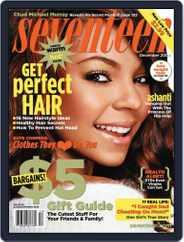 Seventeen (Digital) Subscription October 28th, 2004 Issue