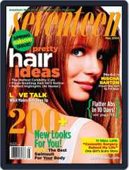 Seventeen (Digital) Subscription March 31st, 2004 Issue