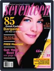 Seventeen (Digital) Subscription December 3rd, 2003 Issue