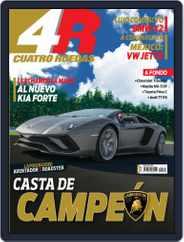 4ruedas (Digital) Subscription April 1st, 2018 Issue
