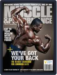 Muscle & Performance (Digital) Subscription October 1st, 2013 Issue