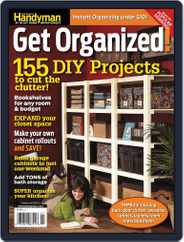 The Family Handyman Get Organized! (Digital) Subscription March 30th, 2012 Issue