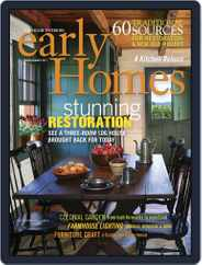 Early Homes Magazine (Digital) Subscription April 4th, 2017 Issue