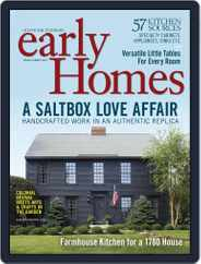 Early Homes Magazine (Digital) Subscription April 26th, 2016 Issue