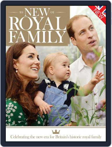 New Royal Family December 17th, 2014 Digital Back Issue Cover