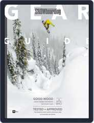 Transworld Snowboarding (Digital) Subscription August 31st, 2017 Issue