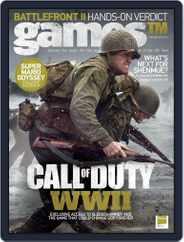 GamesTM (Digital) Subscription December 1st, 2017 Issue